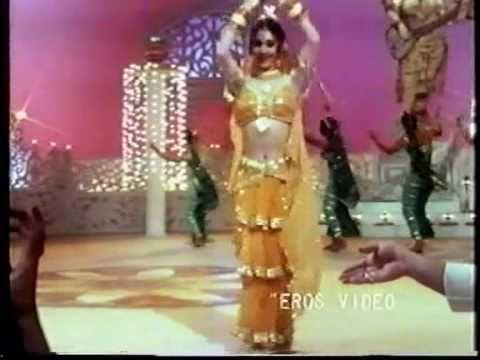 Meenakshi Sheshadri - Nache More Man Mandir Main - S.Janaki & Anup Jalota - Mohabbat Ka Paigham