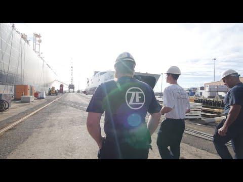 Customer Testimonial: ZF Marine Service Rebuild's Alakai Vessel's Transmissions