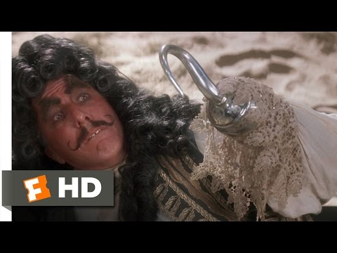 Hook 88 Movie   The End of Hook 1991 HD