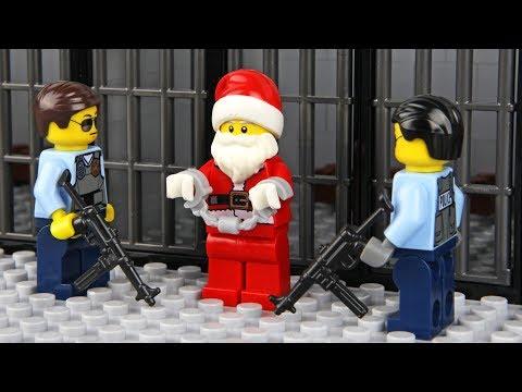 Lego Santa Claus Prison Break thumbnail