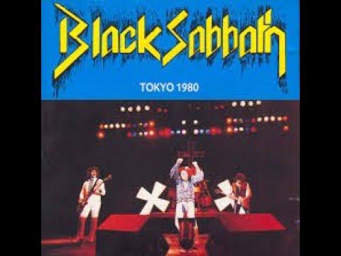 Black Sabbath Live At Sun Plaza Hall 80