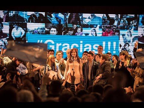 #PASO2017 EN VIVO desde Arsenal con Cristina Kirchner y Unidad Ciudadana