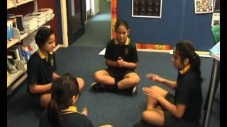 Maori Hand Game Tutorial