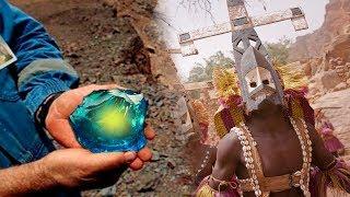 Hallazgos en África que NADIE ha Podido Explicar