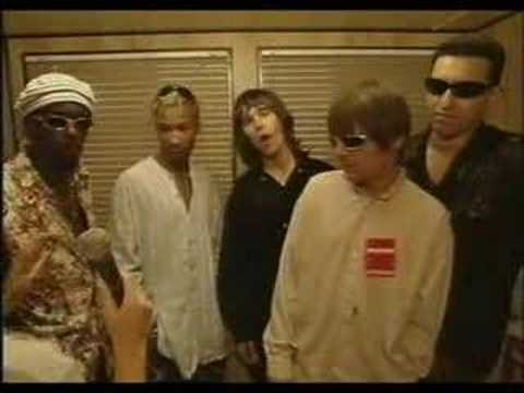 The Stone Roses Reading Festival Interview