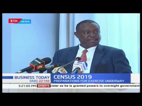 Kenya to conduct a digital census programme