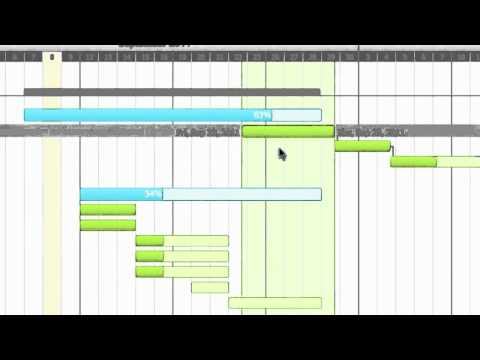 Simple Gantt Chart Software