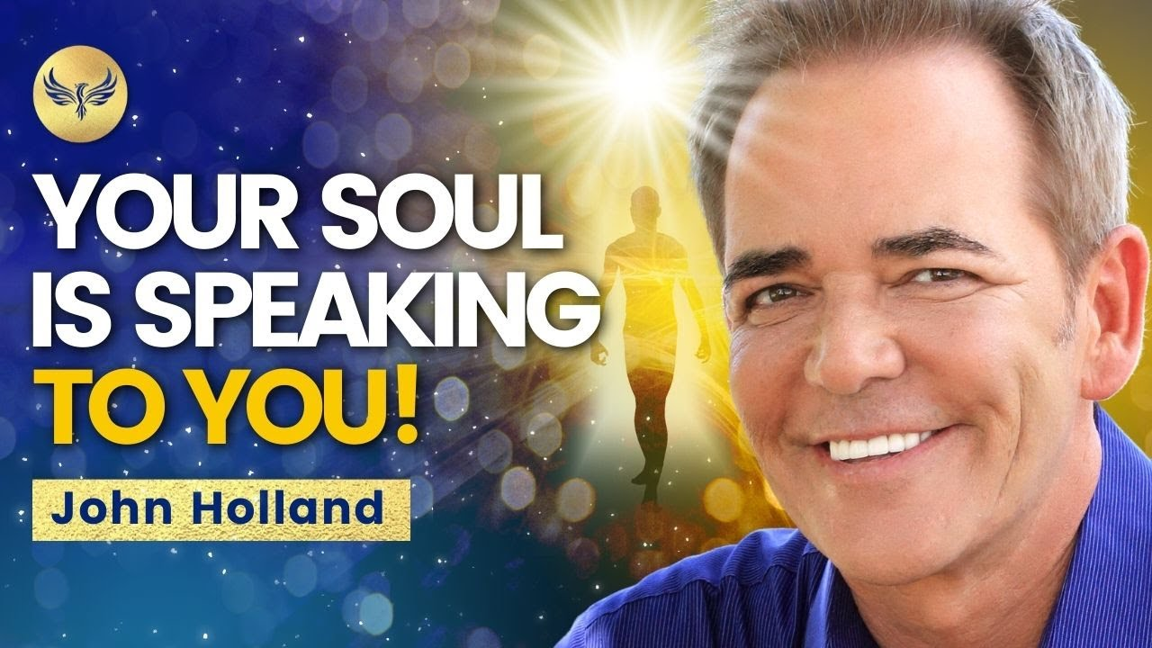 Download Your SOUL Is SPEAKING LOUDLY! Here's How To LISTEN Through Signs & Synchronicities! John Holland