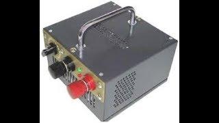 Самодельный аппарат для сварки (пайки) угольными электродамиSelf-made device for welding