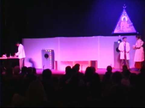 Frankenstein's Bride Curtain Raising Photodrama