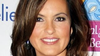 Mariska Hargitay on Domestic Violence and Child Abuse (2013)