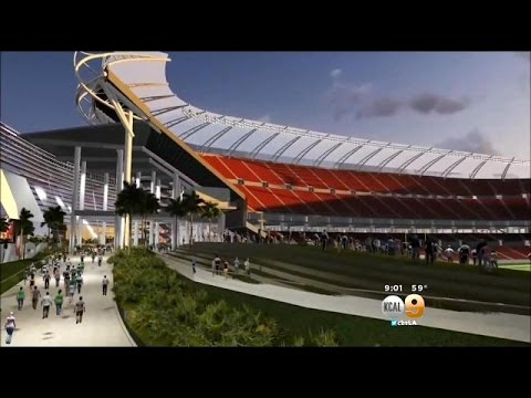 Carson City Council Approves Construction of NFL Stadium