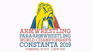 World Armwrestling Championship 2019 RIGHT ARM SENIORS FINALS