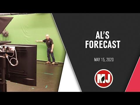 Al's Forecast | May 15, 2020