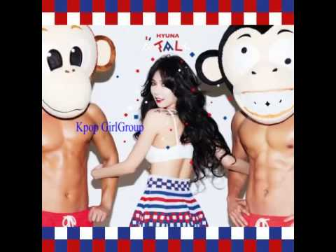 140728 HyunA 4Minute – A Talk Full Audio 3rd Mini Album