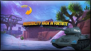 Fortnite Invisibility hack in fortnite C9 Frexs is a TANK episode 2 of daily fortnite clips