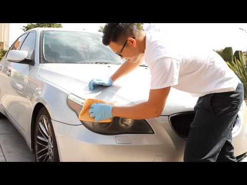 TechKenny DIY: BMW Headlight Restoration