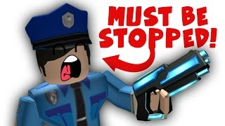 THESE COPS MUST BE STOPPED!! | Roblox (Prison Life)