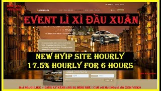ANDRO-GOLD.COM - NEW HYIP SITE HOURLY - RUN 0 - MIN 0.1 - PLAN: 17.5% HOURLY FOR 6 HOURS