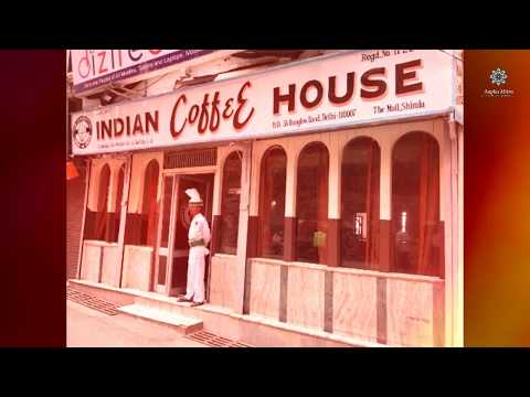 Indian Coffee House: How and when it came into existence? (Hindi)