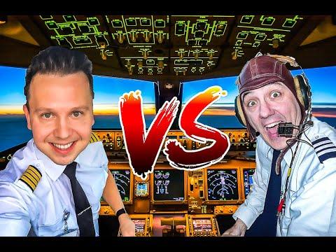 Пилот Airbus против Boeing. Или Airbus - это самолёт, который не пытается тебя убить.