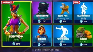 FORTNITE ITEM SHOP October 27, 2018! Today's New Daily Store Items!