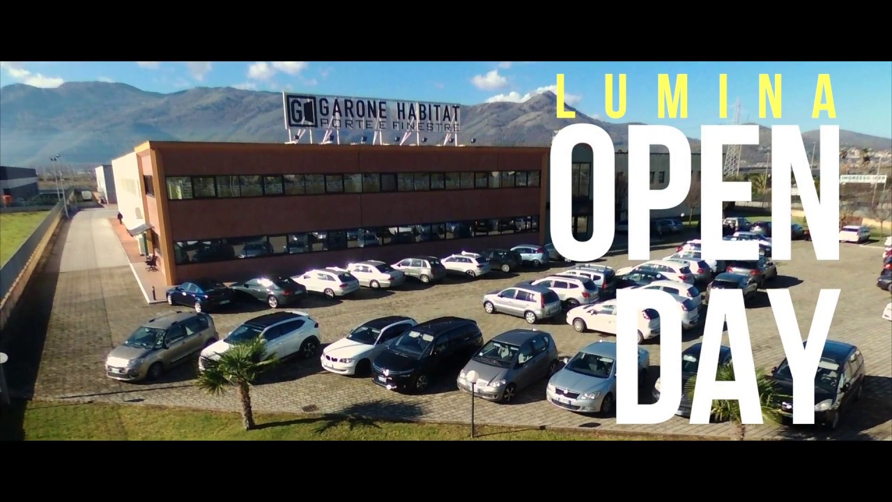 garone habitat open day documentary youtube