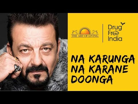 Sanjay Dutt Joins The Biggest Fight Against Drugs With Gurudev Sri Sri Ravi Shankar Mp3