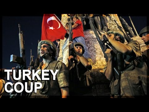 Turkish 2016 coup attempt