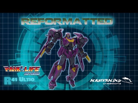 Transformers Review: Mastermind Creations R-41 Ultio // P4L Reviews