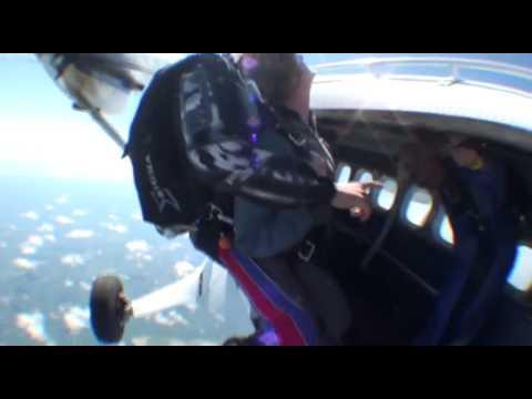 Skydiving!! - Karen Andrews