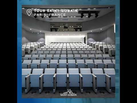 #TourSaintGobain : les espaces de collaboration - #SaintGobainTower: the workplaces