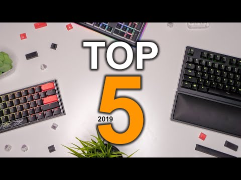 Top 5 Best Gaming Keyboards Of 2019! | First Half