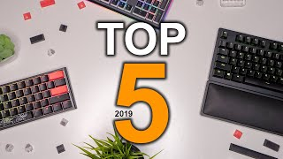 Top 5 Best Gaming Keyboards of 2019!