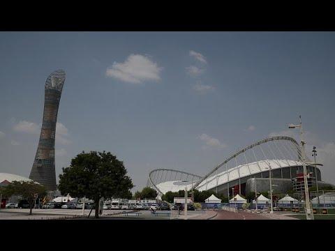 شاهد: -مقاعد كوول-.. ملاعب قطر تتحكم في درجات الحرارة خلال بطولة كأس العالم 2022 …