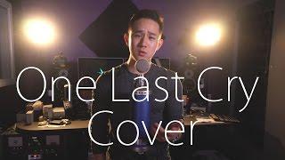 One Last Cry Brian McKnight Jason Chen Cover