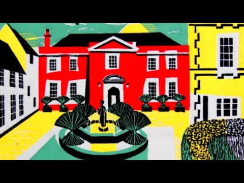 Explore Norwich's Historic Assembly House | Animation | James Dimelow