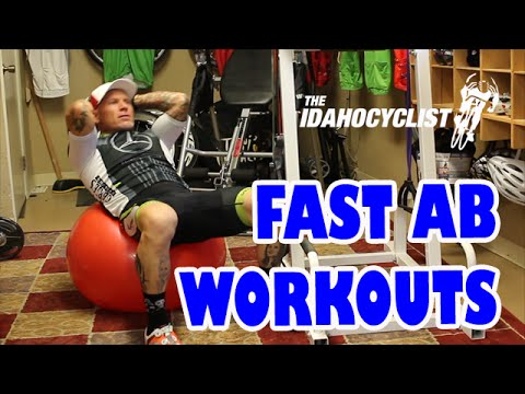 simple and fast ab workout the ab workout for a fast six