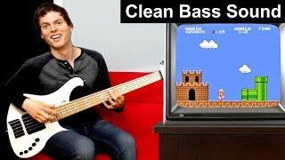 Super Mario Bass Guitar 2!!!!! (Clean Bass Sound)