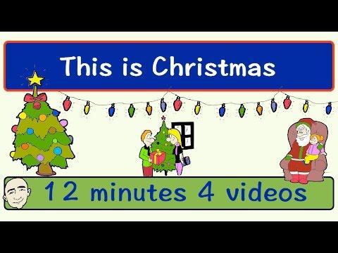 Vreme je za Božićni vokabular