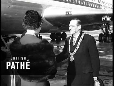 Lord Mayor Of London In Dublin (1962)