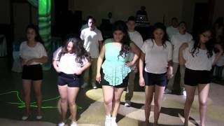 Baile sorpresa de Veronica Perez