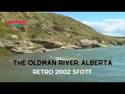 How To Fly Fish The Oldman River - 07