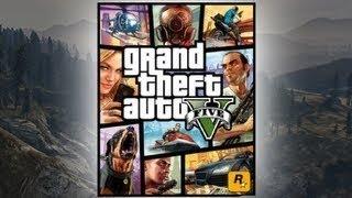 GTA 5 : Jacquette Officiel Du Jeu !! IFRUIT  Sur GTA 4 !!!  Gameplay GTA 5  ?! Rockstar