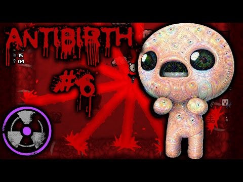 The Binding of Isaac: Antibirth #6 | OP Seed with Azazel