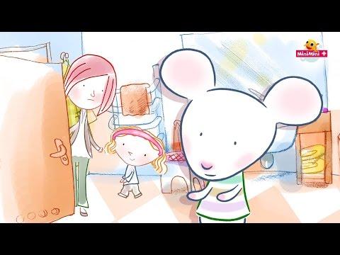 Jak czesać włosy odc 2 | Myszka w Paski | Rossmann