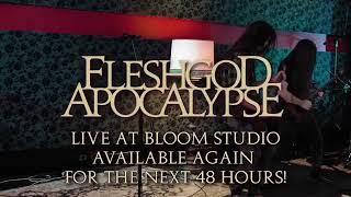 Fleshgod Apocalypse - LIVE AT BLOOM STUDIO excerpt