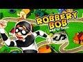 ВОРИШКА БОБ Побег из тюрьмы 4 Мультик игра для детей Robbery Bob мультяшная видео игра mp3