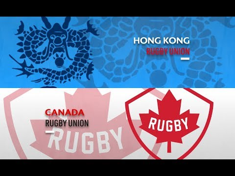 It's Hong Kong v Canada in the Rugby World Cup 2019 repechage! Who will qualify for #RWC2019?
