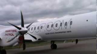 AirShow June 2012 Clip 37 (Saab 2000 Swordfish MPA Patrol)